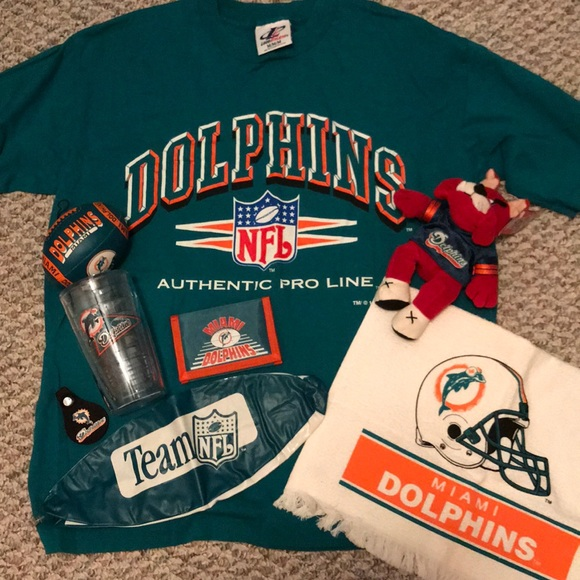 buy popular 4677e 4fed5 Miami Dolphins Bundle